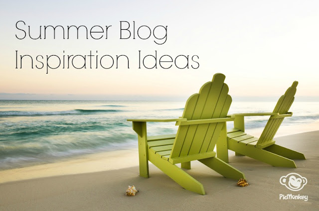 Great list of blogging tips to keep you inspired over the summer at The Blog Guidebook