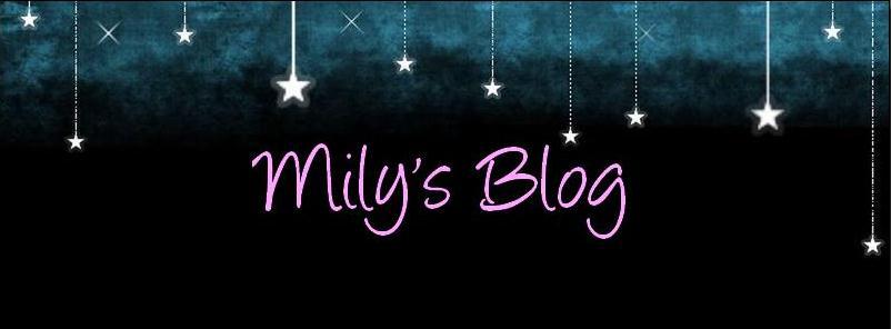 __Mily's Blog__