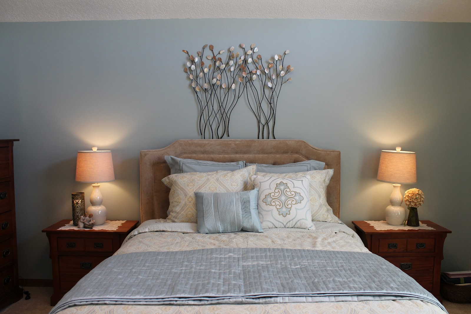 Demorest designs calm and serene master bedroom for Calm and serene bedroom ideas