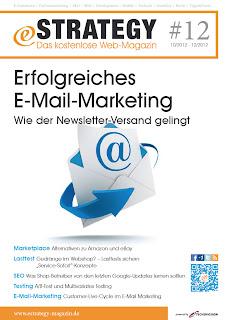 Cover des eStrategy-Magazins Ausgabe 03/2012