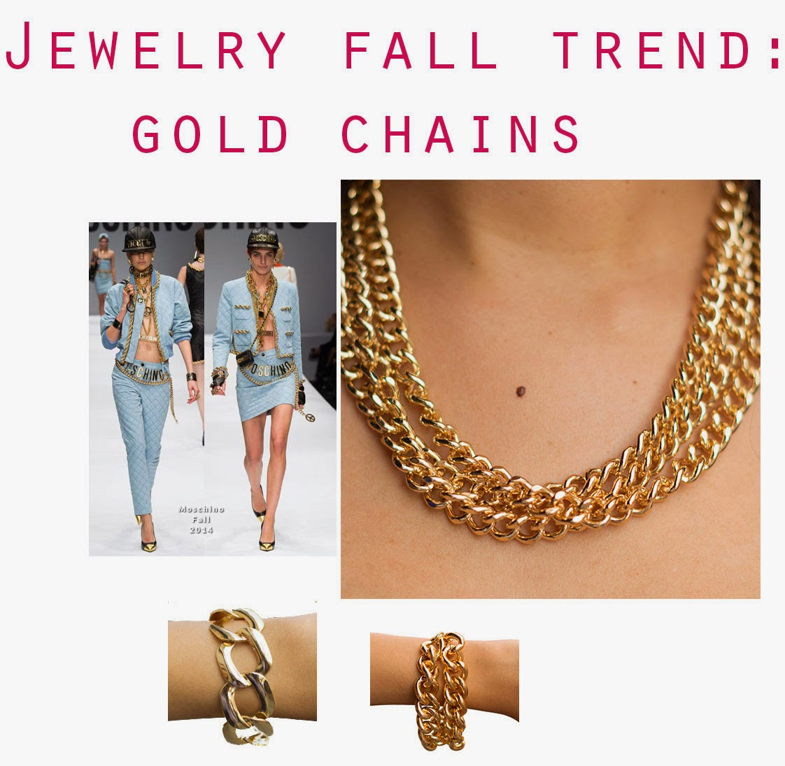 Tanya Kara: Fall 2014 Jewelry Trends