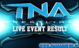 Result &#187; TNA Live Event - January 23 2013 From Glasgow, Scotland