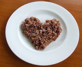 beras merah