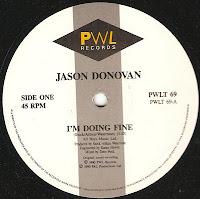 Jason Donovan - I\'m Doing Fine (Vinyl,12\