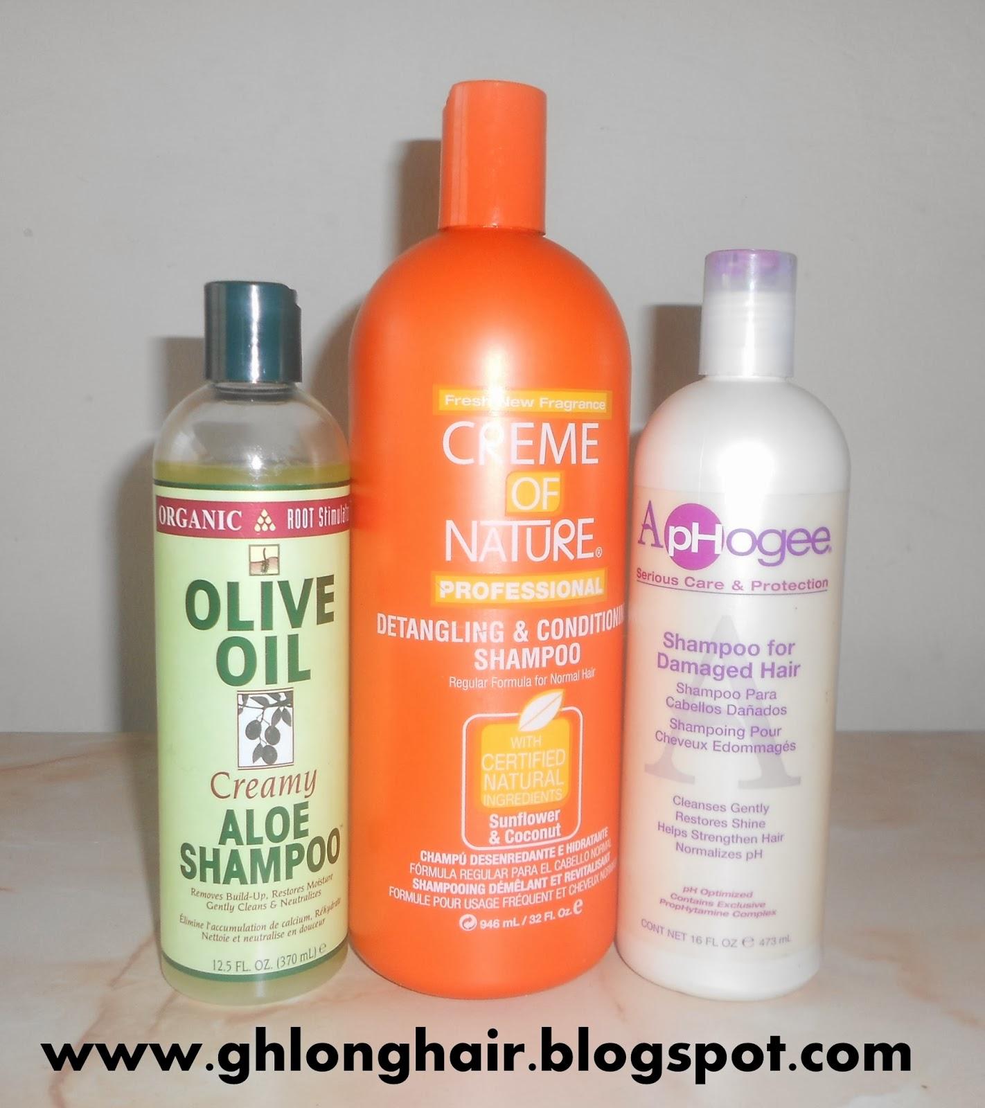 top 10 shampoos 2013