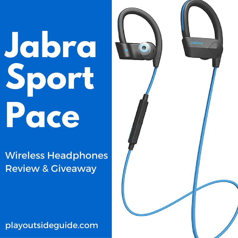 Jabra Sport Pace Wireless Headphones Review Giveaway Play