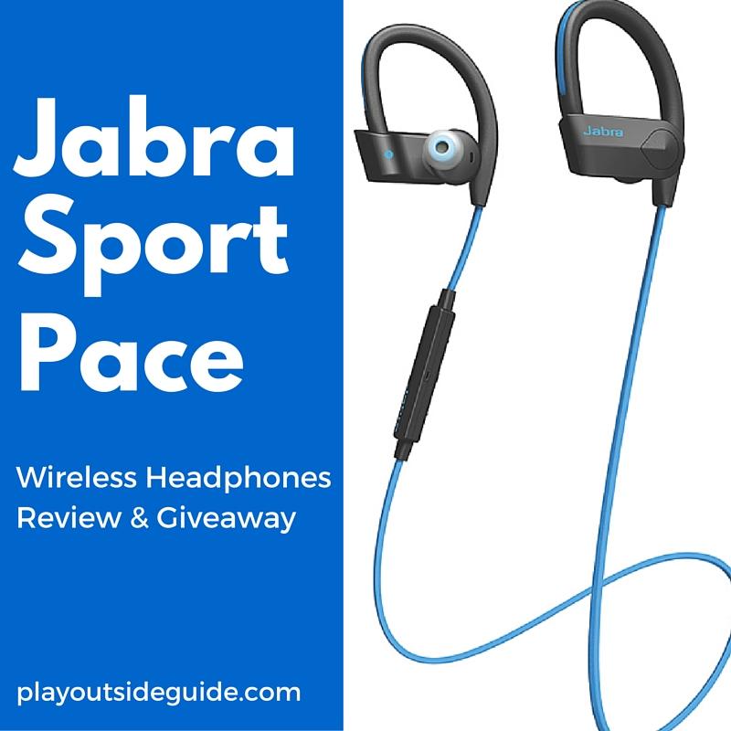 Jabra Sport Pace Wireless Headphones: Jabra Sport Pace Wireless Headphones Review & Giveaway