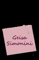 Quem sou   eu - Geisa Simonini