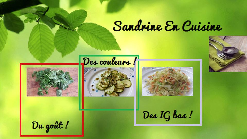Sandrine En Cuisine