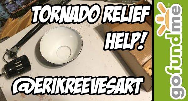 Tornado Relief Fund!