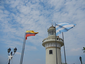 """Faro de Guayaquil,"" or Guayaquil Lighthouse"