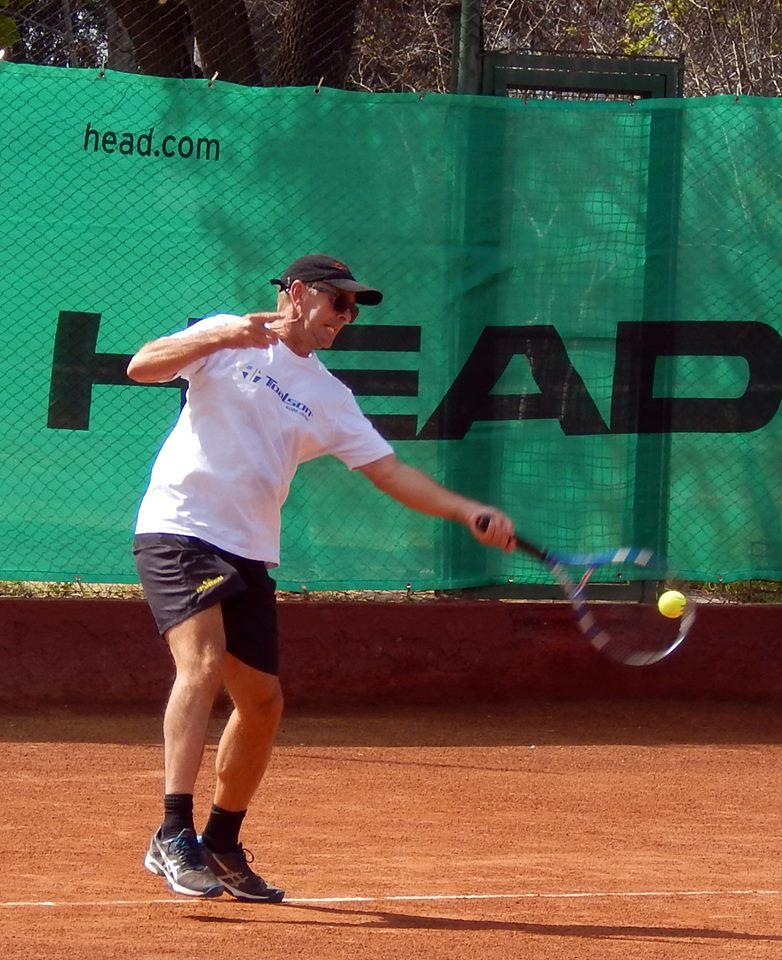 ITF SENIORS G1 COPA 105 AÑOS ANDINO LLEGAN LAS FINALES