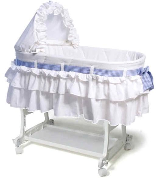 Baby Bassinet Instructions