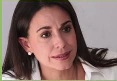 María Corina Machado: El clamor es colectivo