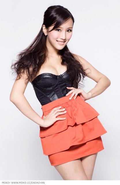 Chen Jing 陈静 Chen Jing 陈静 Dada Chan Skirt 012
