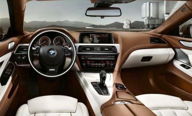 2016 BMW 6 Series Gran Coupe Interior