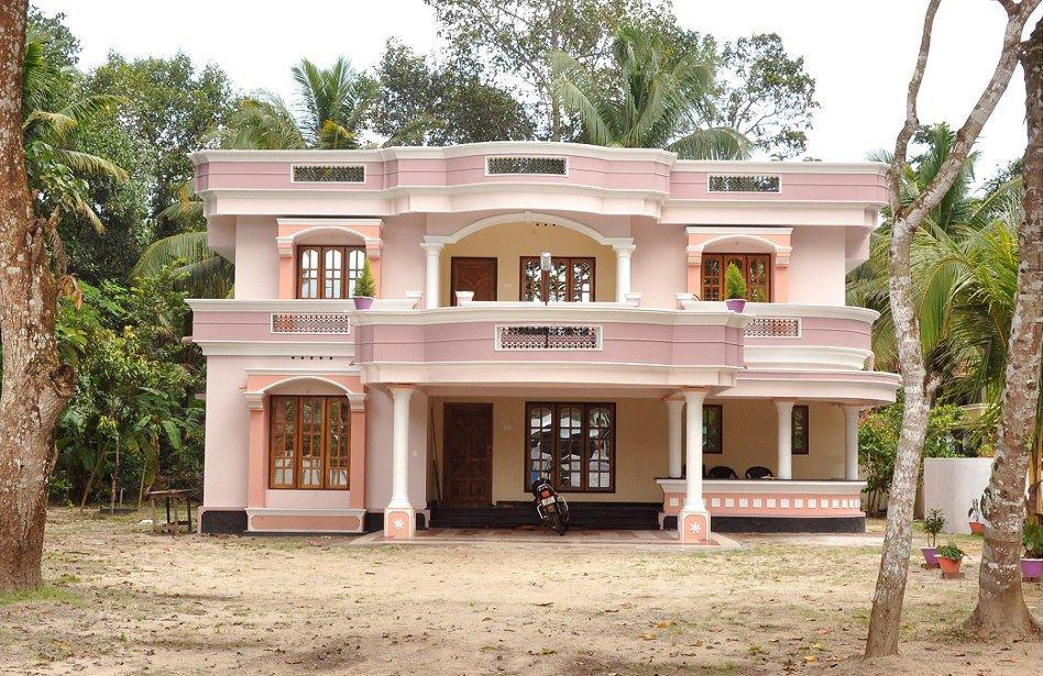 India kerala and international villa pictures kerala for Global house plans