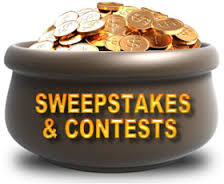 Click pictures to go to our Sweepstakes