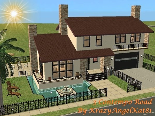 The Sims 3 House Designs Welcome To 39 The Sims 3 House