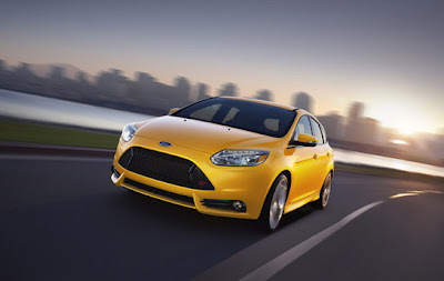 2013 Ford Focus ST Price, Specs and Release Date