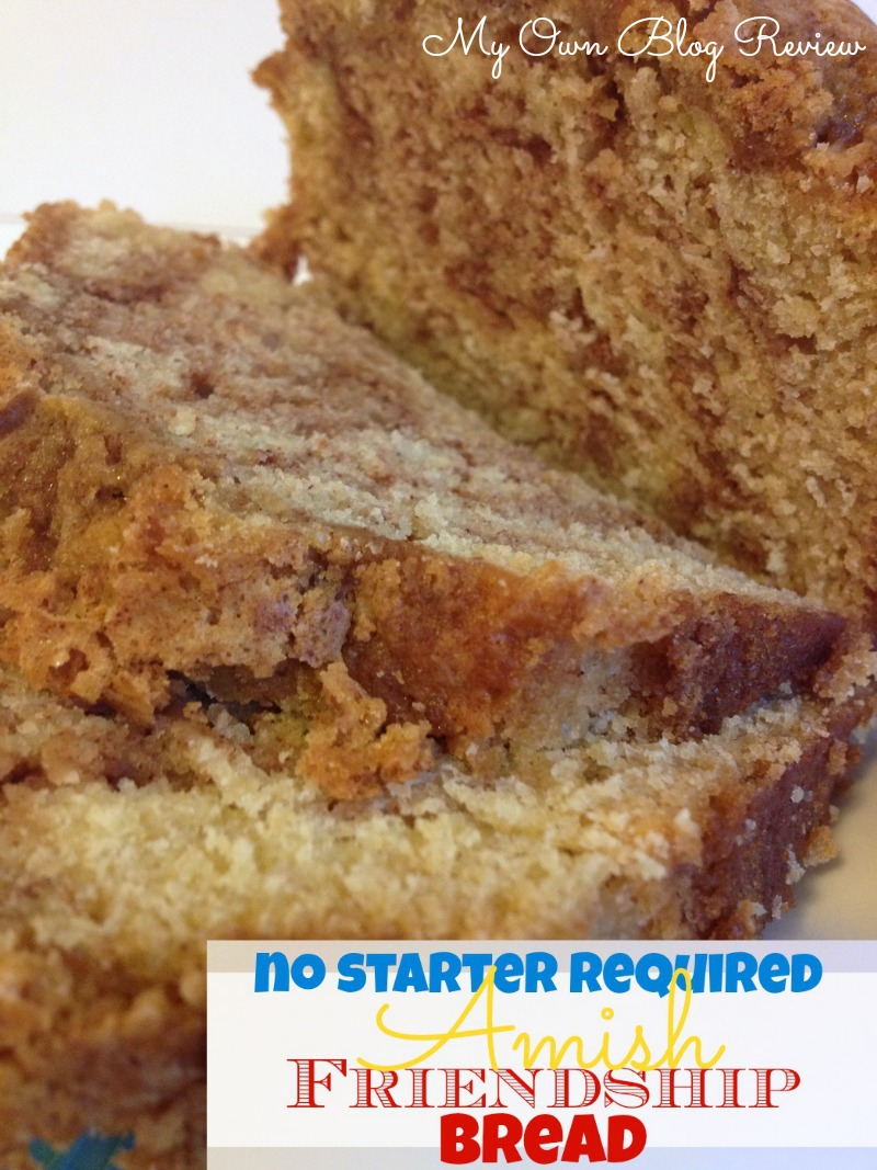 Amish Friendship Bread Without A Starter, can't tell you how long I'v...