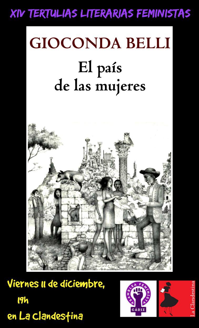 XIV Tertulias literarias feministas