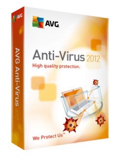AVG Antivírus 2012 2012.0.1901