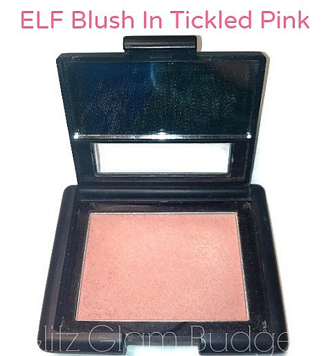Eyes Lips Face Blush Review