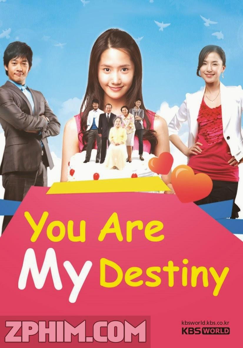 Em Là Định Mệnh Đời Anh - You Are My Destiny (2008) Poster