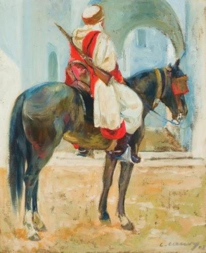 Tariq Ali, Księga Saladyna, Okres ochronny na czarownice, Carmaniola