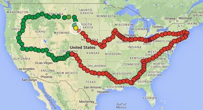48 State Virtual Hike