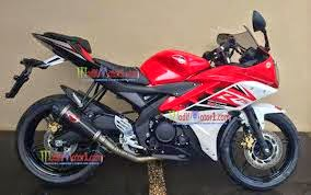 tips modifikasi knalpot motor yamaha yzf r15