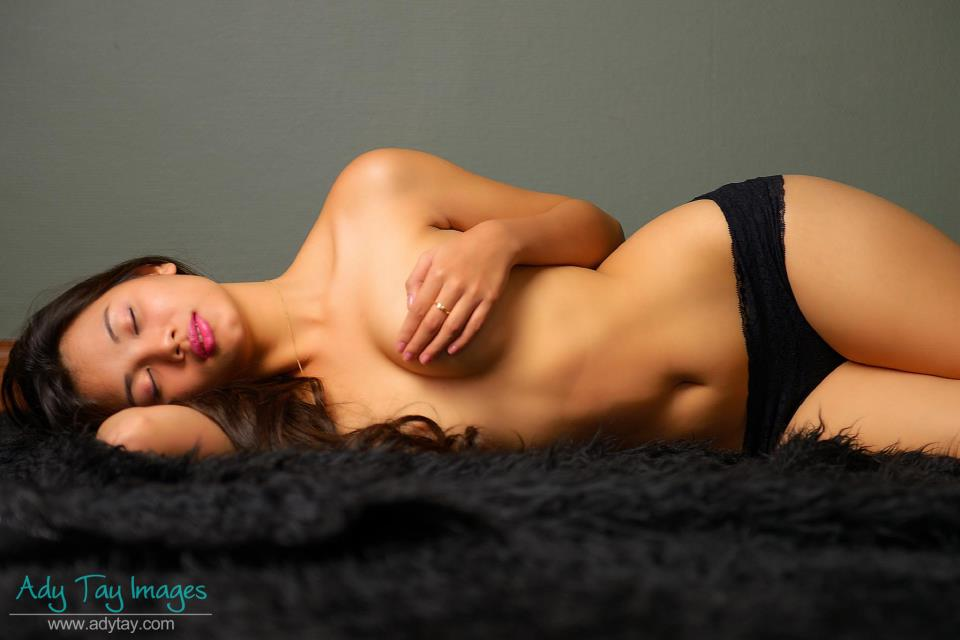 vixen danica torres sexy naked in the bed pics 05