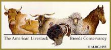 American Livestock Breeds Conservancy