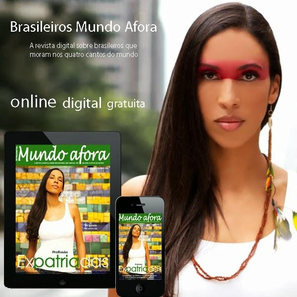 http://issuu.com/claudiamullerboemmels/docs/brasileirosmundoafora04