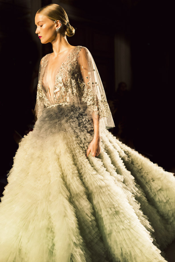 Fashion Runway Marchesa Spring Summer 2016 New York