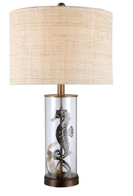 beachy table lamp