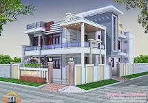 Modern House Design India