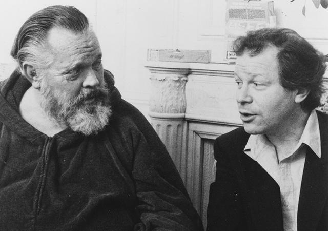 Orson Welles Henry Jaglom