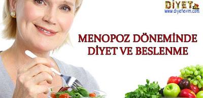 menopoz döneminde beslenme ve diyet önerileri