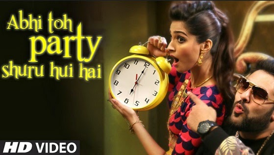 Abhi Toh Party Shuru Hui Hai (Khoobsurat) HD Mp4 Video Song Download