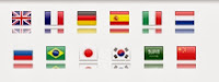 Cara Memasang Google Translate Bendera di Blog