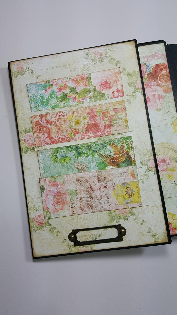 Art Some Craft 2016 Planner Project