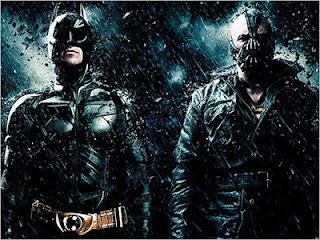 The Dark Knight Rises, Bane, Batman, superheroes, Batman dies