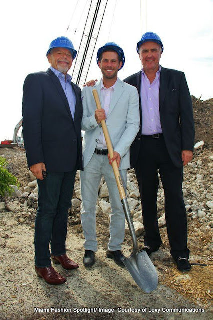 Echo Aventura celebrated groundbreaking with a Summer soiree