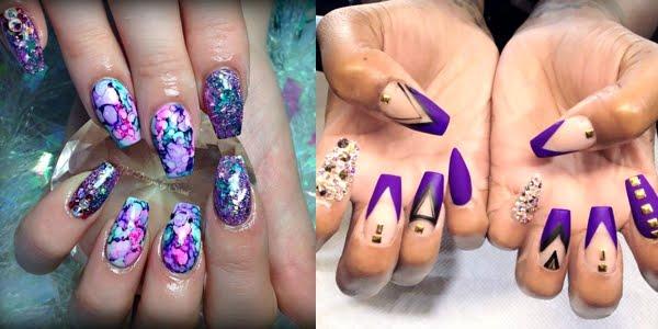 I Like Big Nails And I Cannot Lie Omg Love Beauty