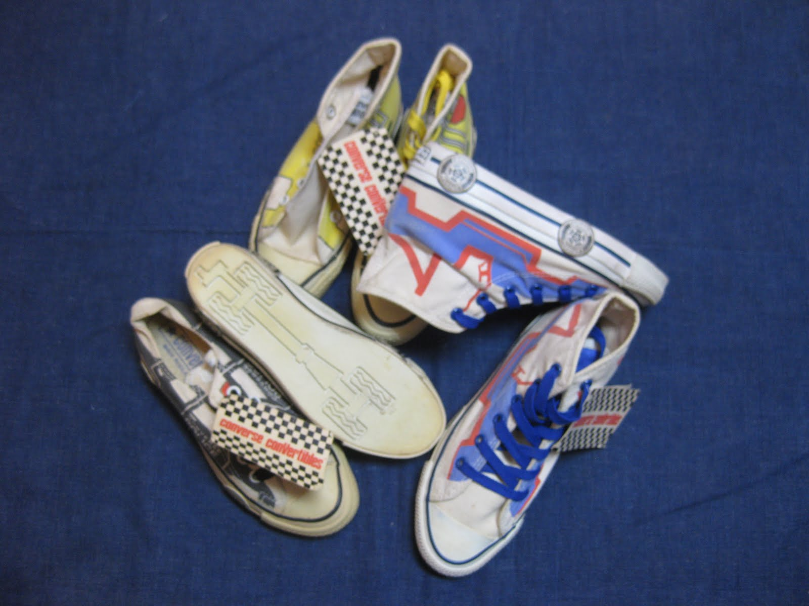 1988's DEAD STOCK                 CONVERSE               KID'S SNEAKERS