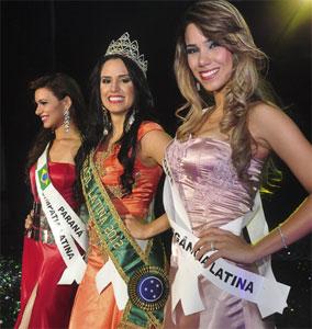miss brazil latina 2012 winner karyne medeiros