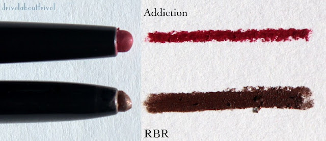 Addiction eyeliner pencil RBR automatic eyeliner