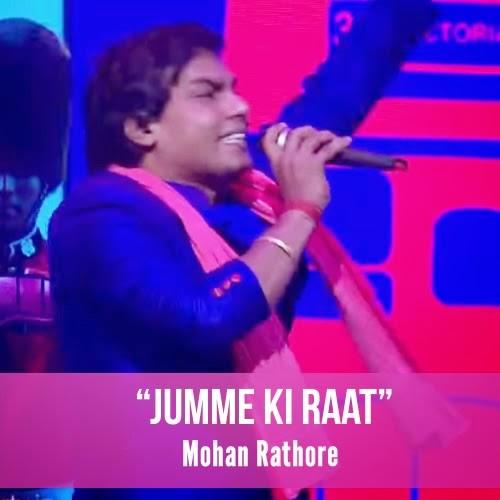 Mohan Rathore - Jumme Ki Raat